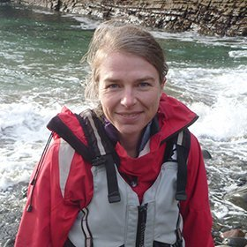 Lara Adams Sea Kayak Plockton Instructor