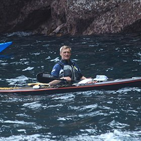 Murdy Campbell Sea Kayak Plockton Instructor