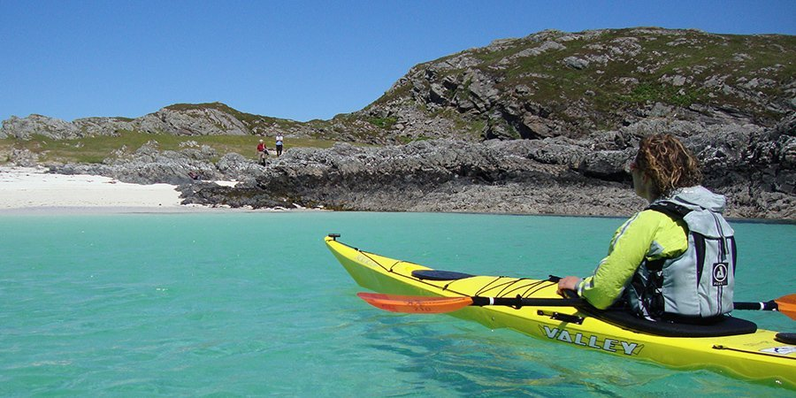 Sea Kayak Plockton Arisaig Near Isle of Skye