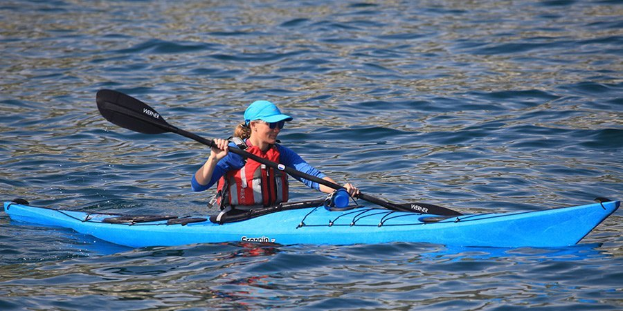 Sea Kayak Plockton Paddle Discover Award