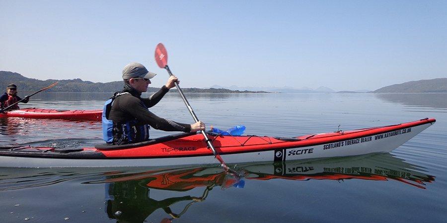 Sea Kayak Plockton Moderate Water Sea Kayak Leader Training and Assessment