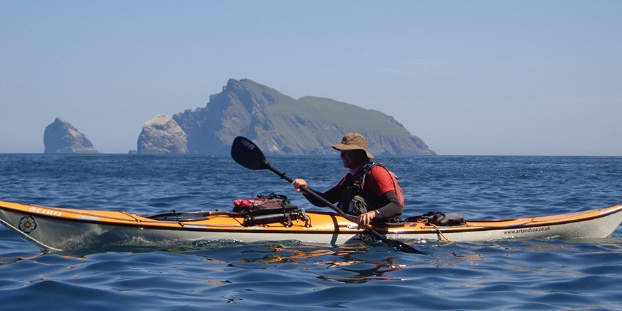 Sea Kayak Plockton St Kilda Expedition