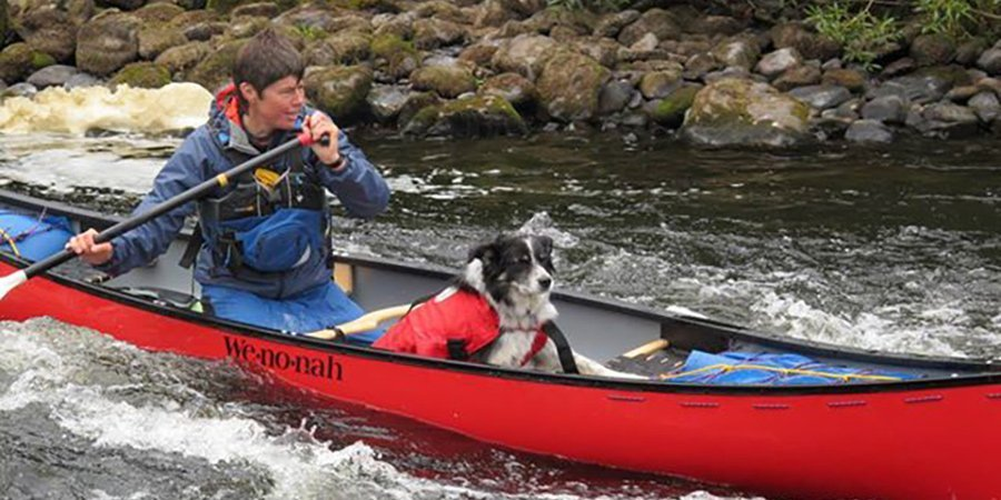 Claire Knifton Sea Kayak Plockton Instructor