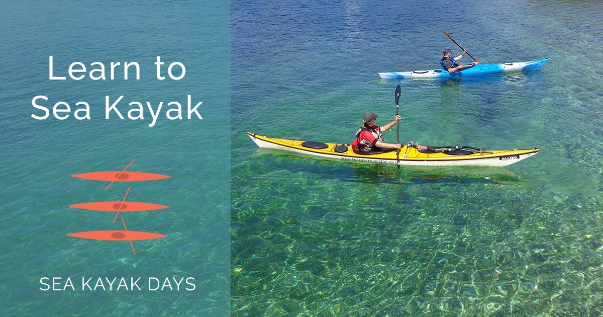Kayak Classes | Kayaking Instruction | Kayaking lessons