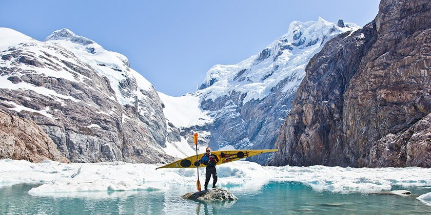 Will Copestake Sea Kayak Plockton Instructor