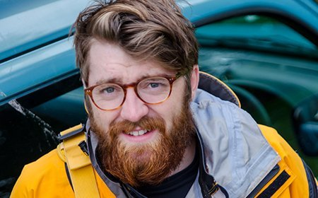 Sea kayak Plockton Instructor Will Evans