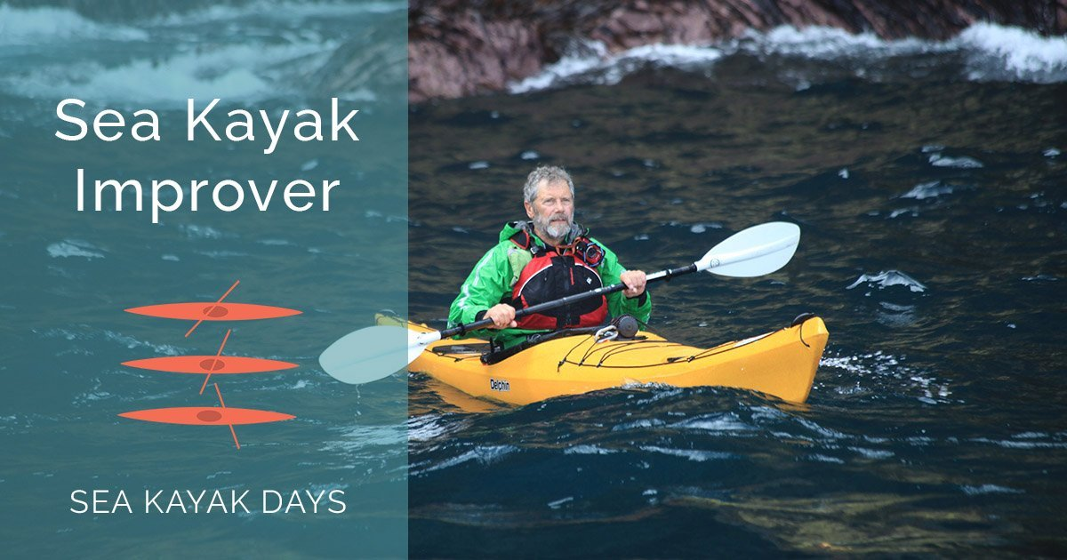 event header sea kayak improver