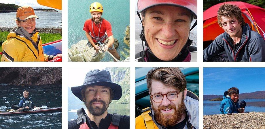 Sea Kayak Plockton Team