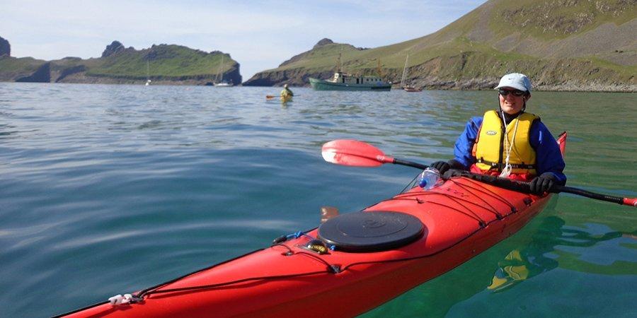 sea kayak plockton st kilda