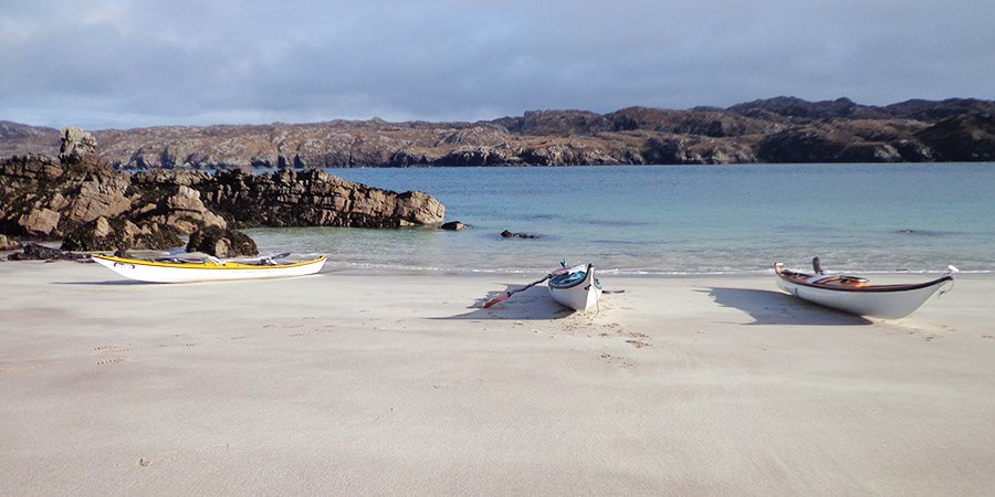 Sea Kayak Plockton, Summer Isles Expedition
